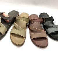 Sandal slop wanita tali gesper silang new era/36-40