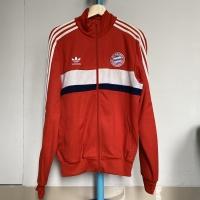 Preloved Jaket Adidas Originals Pria Bayern Munchen Merah