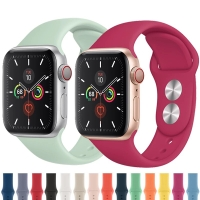 READY STRAP SILICON SMARTWATCH FOR APPLE WATCH 38/40MM & 42/44MM