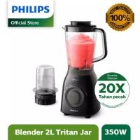 PHILIPS Blender Duravita Tritan Jar HR2157 HR-2157/90 Anti Pecah Ori