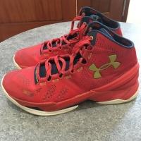Sepatu Basket Under Armour Curry 2 Original