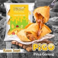 Pigo Pitsa Goreng - Pizza Goreng rasa Sapi