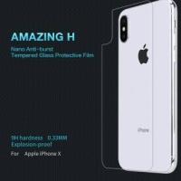 ANTI GORES KACA TEMPERED GLASS BELAKANG IPHONE X XS
