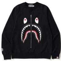 JAKET BAPE SHARK ORIGINAL / SWEATER BAPE SHARK / HOODIE BAPE SHARK