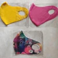 Masker kain - Masker Scuba 2PCS LEBIH HEMAT
