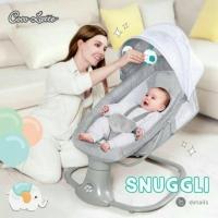 Cocolate Snuggli Swing Ayunan Bayi Electrik Features