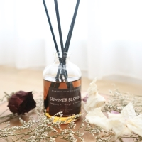 Reed Diffuser Summer Bloom/Ylangylang 50ml Aromatherapy Free Stick