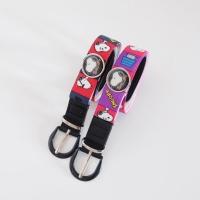 Snoopy Belt Character Block - Ikat Pinggang Anak Bahan Karet KOREA