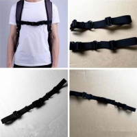 Adjustable Nylon Backpack Chest strap universal Harness Strap Webbing