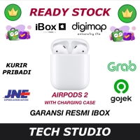 Garansi iBox Apple Airpods 2 MV7N2 Air Pods for iPhone iPad Mac