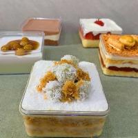 Klepon Cake Box