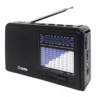 Radio TENS USB TF CARD PLAYER High Sensitivity | FM MW SW TSR-8301
