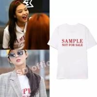 Blackpink Jennie Daily Tee Kaos Kpop Shirt - S1212 SHM