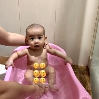 Tempat mandi anak anak/ bak mandi baby(Babybath shanghai)