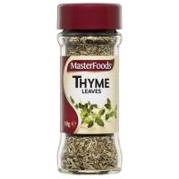 Masterfoods Thyme Leaves 10g Daun Timi Premium Bumbu