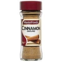 Masterfoods Cinnamon Ground 28g Bubuk Kayu Manis Ceylon Cinamon