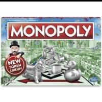 Monopoly Classic Hasbro Game Board Permainan Papan Monopoli SALE!