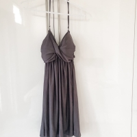 Babydoll dress size M (isi cup bra)
