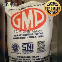 GULA PASIR GMP / GULA PUTIH GMP / GULA GMP / WHITE SUGAR GMP 200 gram