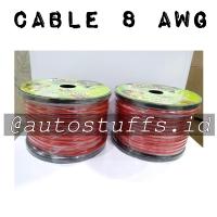 Cable Audio 8 AWG/Kabel Audio 8 AWG/Cable Audio/Kabel Audio+++++......