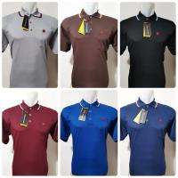 Wangki polos/ Polo Shirt Pria Bahan Kaos Size XL| Polo Shirt Baby Tery