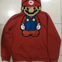 Bape Baby Milo Jacket Super Mario Preloved
