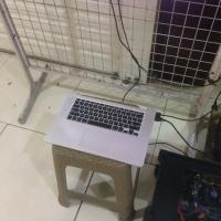 """Macbook pro 15"""" late 2013 tanpa display"""