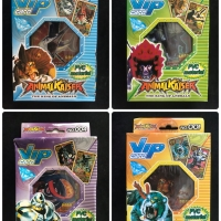 Kartu Animal Kaiser VIP Card PVC Material isi 10 kartu VIP (harga/box)