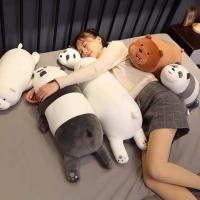 Boneka We bare bears panda jumbo miniso beruang besar panpan lucu kado