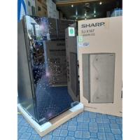 Kulkas 1 pintu sharp shine 167