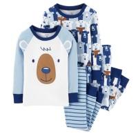 Baju tidur Anak set / Pajamas Carter set 02