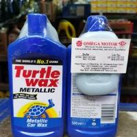 Turtle Wax Metallic Car Wax(kemasan lama) 500ml