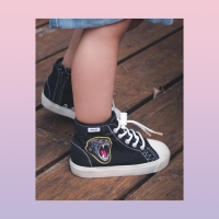 Sepatu anak IMMUNE KIDS X BADDAS MONKEY ORIGINAL