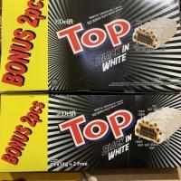 Top Delfi Black in White. Isi 24+2 pcs X 16 gram