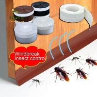 Penahan bawah pintu kecoa angin serangga debu