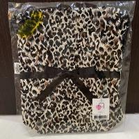 NARAYA BKK Authentic Pouch Bag Motif Macan Tutul