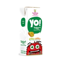 Yogurt Heavenlyblush Yo kids Mango Carrot 200ml