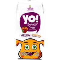 Yogurt Heavenlyblush Yo kids Raspberry Pumpkin 200ml