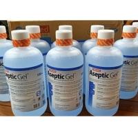 Aseptic gel refill 500 ml onemed / handsanitizer gel onemed