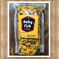 Baby Fish Crispy 125 gr