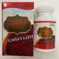 Angkak Kapsul (Red Yeast Rice) - Obat Hipertensi, Kolestrol, DBD