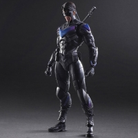 Play Arts Kai Batman Arkham Knight Nightwing Figure