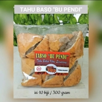Tahu Bakso/Tahu Baso Bu Pendi isi 10 pcs