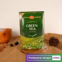 Teh Hijau Green Tea Kepala Djenggot Jenggot Premium Family Size 100 gr