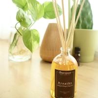 Refill Reed Diffuser 100ml Breathe Oil Based Aromatherapy Free Stik