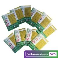 Terlaris...Paket 10 Set Koyo Kaki Bamboo Gold