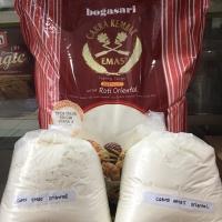 Tepung terigu bogasari cakra kembar emas Roti oriental repack 1kg