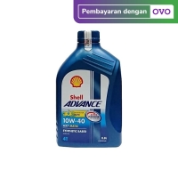 Shell Advance 4-AT AX7 Scooter Matic 10W-40 800 ml
