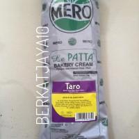 Mero Lepatta Bakery Cream Talas Taro Filling Topping 1 kg
