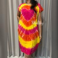 Baju Pelangi Bali Midi